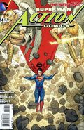 Action Comics (2011 2nd Series) 14B