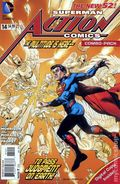 Action Comics (2011 2nd Series) 14COMBO
