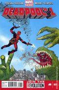 Deadpool (2012 3rd Series) 1A