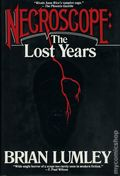Necroscope The Lost Years HC (1995 Novel) 1-1ST