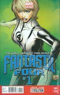 Fantastic Four (2012 4th Series) 1C