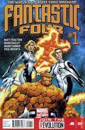 Fantastic Four (2012 4th Series) 1A