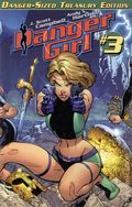 Danger Girl Danger Sized Treasury Edition (2012) 3