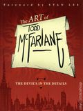 Art of Todd McFarlane The Devil's in the Details HC (2010 Image) 1B-1ST