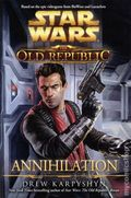 Star Wars The Old Republic Annihilation HC (2012 Novel) 1-1ST