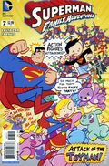 Superman Family Adventures (2012 DC) 7