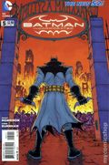 Batman Incorporated (2012 2nd Series DC) 5A
