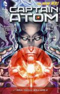 Captain Atom TPB (2012-2013 DC Comics The New 52) 1-1ST