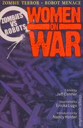 Zombies vs. Robots: Women on War SC (2012 IDW Novel) 1-1ST