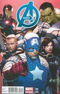 Avengers (2012 5th Series) 1B