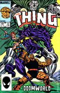 Thing (1983-1986) Mark Jewelers Variant 12MJ