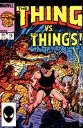 Thing (1983-1986) Mark Jewelers Variant 16MJ