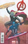 Avengers (2012 5th Series) 1D
