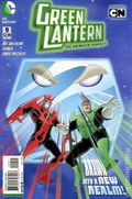 Green Lantern the Animated Series (2011) 9