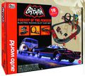 Auto World: Batman - Pursuit of the Penguin Electric Racing Slot Car Set (2012) SET#01