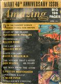 Amazing Stories (1926 Pulp) Volume 40, Issue 5