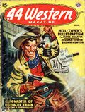 44 Western Magazine (1937-1954 Pulp/Digest) Volume 17, Issue 1