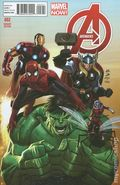 Avengers (2012 5th Series) 2B