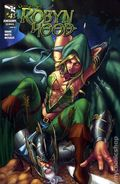 Grimm Fairy Tales Robyn Hood (2012 Zenescope 1st Series) 4A
