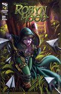 Grimm Fairy Tales Robyn Hood (2012 Zenescope 1st Series) 4B