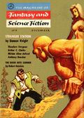 Fantasy and Science Fiction SC (1949-Present A Mercury Digest) Volume 11, Issue 6