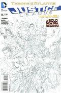 Justice League (2011) 15C