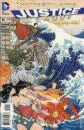Justice League (2011) 15B