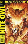 Before Watchmen Nite Owl (2012) 4A