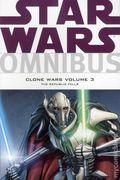 Star Wars Omnibus Clone Wars TPB (2012 Dark Horse) 3-1ST