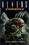 Aliens Stronghold TPB (1997 Updated Library Edition) 1-1ST