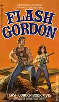 Flash Gordon PB (1980-1981 Ace Tempo Novel Series) 5-1ST