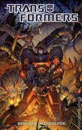 Transformers Robots in Disguise TPB (2012 IDW) 2-1ST