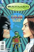 Batman Incorporated (2012 2nd Series DC) 6A
