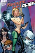 Danger Girl GI Joe (2012 IDW) 5A