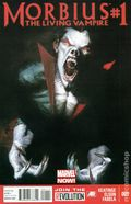 Morbius The Living Vampire (2013 2nd Series) 1A
