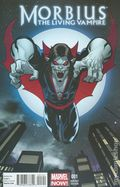 Morbius The Living Vampire (2013 2nd Series) 1B