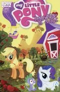 My Little Pony Friendship is Magic (2012 IDW) 2RIA