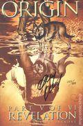 Wolverine The Origin (2001) 5DFSIGNED