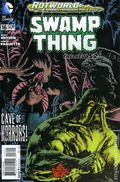 Swamp Thing (2011 5th Series) 16