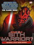 Star Wars The Clone Wars What is a Sith Warrior? HC (2013 DK) 1-1ST