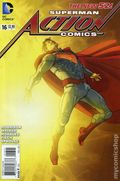 Action Comics (2011 2nd Series) 16B