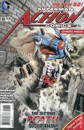 Action Comics (2011 2nd Series) 16COMBO