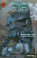 Atomic Robo Dogs of War (2008) 1B