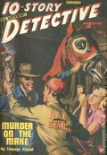 10-Story Detective (1938) Pulp Volume 15, Issue 2