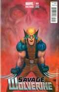 Savage Wolverine (2013) 1D