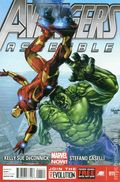 Avengers Assemble (2012) 11A
