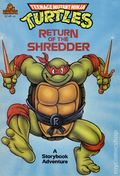 Teenage Mutant Ninja Turtles Return of Shredder SC (1990 A Storybook Adventure) 1-REP