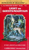 Dungeons and Dragons PB (1983 Endless Quest Book) 12-1ST