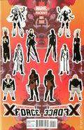 Uncanny X-Force (2013 2nd Series) 1C