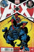 A Plus X (2012 Marvel Now) 4A